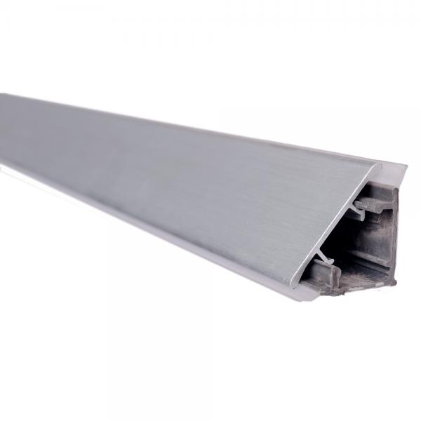 Profil inaltator blat aluminiu neted
